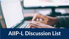 AIIP-L Discussion List